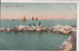 ITALY - ANCONA -  Saluti - Ancona