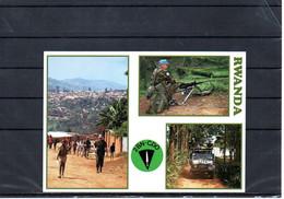 RWANDA - UNAMIR COMMANDO   - AM04 - Rwanda