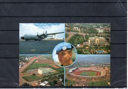 RWANDA - CASQUES BLEUS BELGES  - AM04 - Rwanda