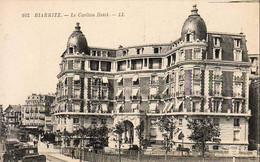 D64  BIARRITZ  Le Carlton Hôtel - Biarritz