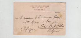 Lieutenant Haye Régiment Etranger Sidi Bel Abbès Algérie 1902 Ceylon Colombo Harbour Port - Genealogy