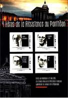 France 2015**Collector Héros De La Résistance Au Panthéon ( Tirage Limité ) - Collectors