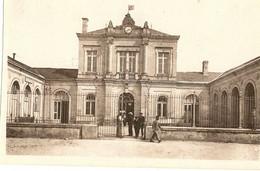 49 -    MONTREUIL BELLAY - La  Mairie  42 - Montreuil Bellay