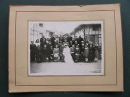 SAINT LUMIER EN CHAMPAGNE 51 Marne Photo De Mariage Thenot  - Marteau - Personnes Identifiées