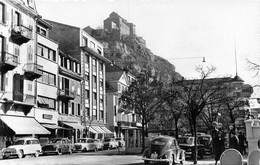 Sion - Place Du Midi Et Château De Valère - Musée D'Arts Et Vue Panoramique - Old Timer - VS Valais