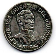 Uruguay 500 Nuevo Peso 1989 SUP - Uruguay