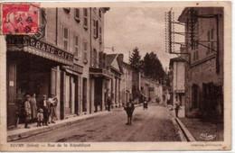 Rives- Rue De La République - Otros Municipios