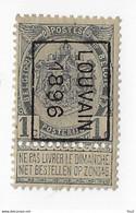 Louvain 1896 - Rollo De Sellos 1894-99