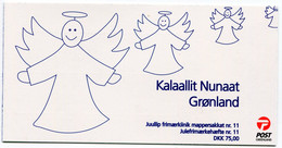GREENLAND 2006 Christmas Booklet MNH / **  Michel 477-78;  SG  SB27 - Markenheftchen