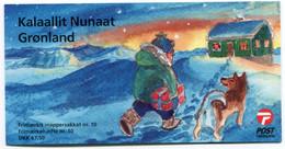 GREENLAND 2005 Christmas Booklet MNH / **  Michel 452-53;  SG  SB25 - Markenheftchen