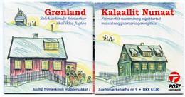 GREENLAND 2004 Christmas Booklet MNH / **  Michel 429-30;  SG  SB23 - Markenheftchen