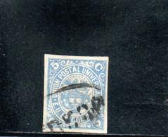 COLOMBIE 1881 O - Kolumbien