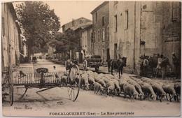 FORCALQUEIRET - La Rue Principale - Altri Comuni