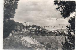 Font-Romeu-Odeillo-Via (66) :  Vue Générale Au Niveau Du Versant Ouest Lors De La Construction De La Route En 1960 GF. - Andere Gemeenten