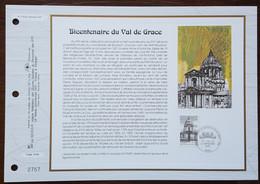 FDC - CEF N°1143 - YT N°2830 - SERVICE DE SANTE AU VAL DE GRACE - 1993 - 1990-1999