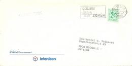 Antwerpen 1972 >> Mechelen / Drukwerk - Brieven En Documenten