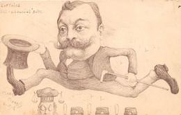 Illustrateur: Orens      Affaire Humbert        (voir Scan) - Orens