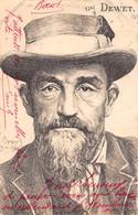 Illustrateur: Orens       Guerre Des Boers  Général Dewet    (voir Scan) - Orens