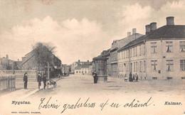 CPA - Sverige / Sweden - KALMAR, Nygatan 1903 - Zweden