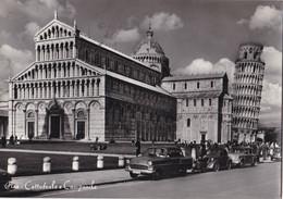 Italië - Toscane - Pisa - Cattedrale E Campanile - Zwart/wit - Gebruikt - Pisa
