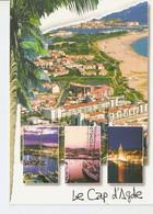 Postal 043600 : Le Cap DAgde. Le Mail De Rochelongue. Le Port - Unclassified
