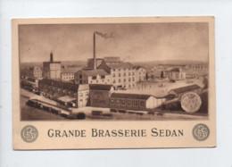 CPA - Grande Brasserie Sedan - Sedan