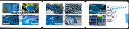 France 2007 Carnet - Yvert Nr. BC 4037 (4037/4046) - Michel Nr. MH 4247/4256 - Oblitéré 1er Jour - Gelegenheidsboekjes