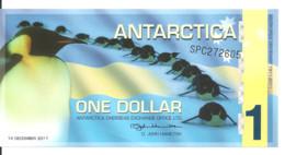 ANTARCTICA 1 DOLLAR 2011 UNC - Other - America
