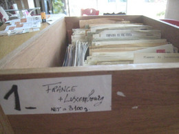 Lettres , Gros Lot De 3100g  De Lettres France Et Luxembourg  Toute époque - Non Classificati