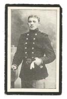 Doodsprentje Oorlogsslachtoffer Soldaat 8e Linieregiment Herenthout + Ramskapelle 1914 - Andachtsbilder