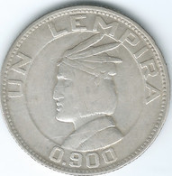 Honduras - 1 Lempira - 1934 - KM75 - Honduras