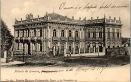 8945 - Brasilien - Palacio Do Governo , Florianopolis - Gelaufen 1907 - Florianópolis