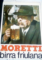 MORETTI BIRRA FRIULANA VB1983 IB6653 - Publicidad