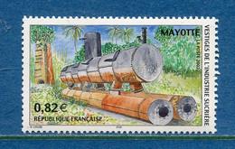 ⭐ Mayotte - YT N° 133 ** - Neuf Sans Charnière - 2002 ⭐ - Ungebraucht