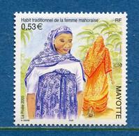 ⭐ Mayotte - YT N° 171 ** - Neuf Sans Charnière - 2005 ⭐ - Ungebraucht