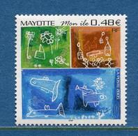 ⭐ Mayotte - YT N° 178 ** - Neuf Sans Charnière - 2005 ⭐ - Ungebraucht