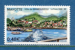 ⭐ Mayotte - YT N° 180 ** - Neuf Sans Charnière - 2005 ⭐ - Ungebraucht
