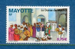 ⭐ Mayotte - YT N° 192 ** - Neuf Sans Charnière - 2006 ⭐ - Ungebraucht