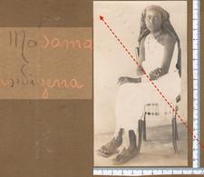 Foto Del 1925 DONNA SOMALA - AFRICA ORIENTALE - Somalia - Somalia