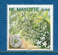 ⭐ Mayotte - YT N° 230 ** - Neuf Sans Charnière - 2009 ⭐ - Unused Stamps