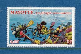 ⭐ Mayotte - YT N° 255 ** - Neuf Sans Charnière - 2011 ⭐ - Ungebraucht