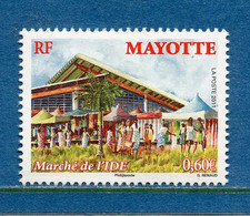 ⭐ Mayotte - YT N° 256 ** - Neuf Sans Charnière - 2011 ⭐ - Ungebraucht