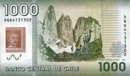 CHILE P. 161g 1000 P 2016 UNC - Chile