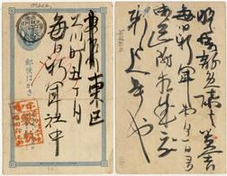 JAPON  Entier Carte Postale / Postal Card - Postcards