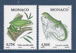 ⭐ Monaco - YT N° 2429 Et 2430 - Neuf Sans Charnière - 2004 ⭐ - Unused Stamps