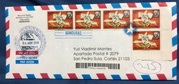 Registered Cover Orchids Honduras 2018 - Honduras