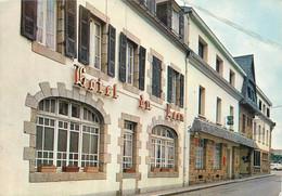 """/ CPSM FRANCE 29 """"Landivisiau, Hôtel Du Léon"""" - Landivisiau"""