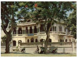 (MM 25) Taiwan (but Hong Kong Posmark) - Residence Of Dr Sun Yet Sen - Taiwan