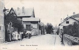 Butry, Rue De Parmain - Butry