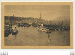 AK  Helgoland Flotte Und Kriegshafen - Helgoland